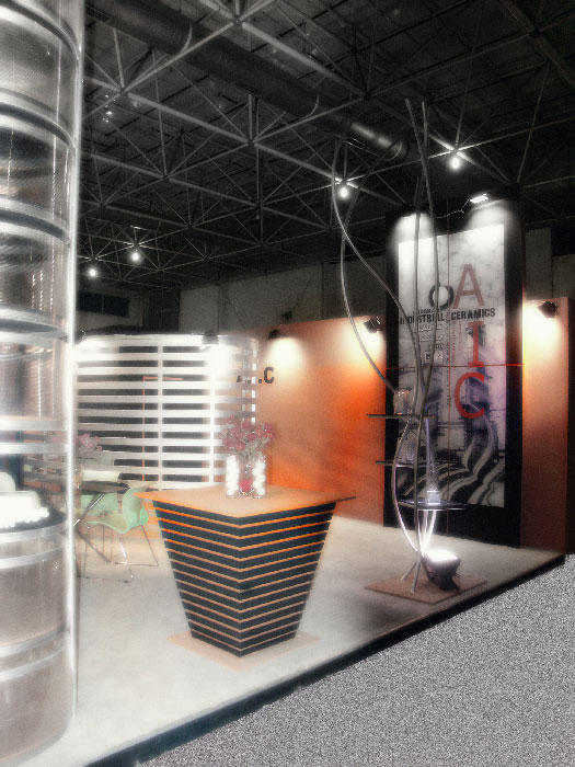 A.I.C Booth