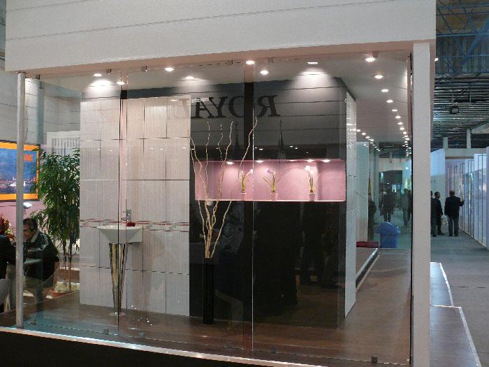Dana Energy Permanent Booth