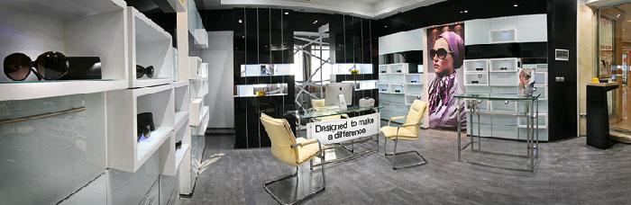 Fendi Showroom 2011